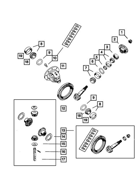 Wiring Database 2020: 29 2004 Dodge Ram 1500 Front Axle