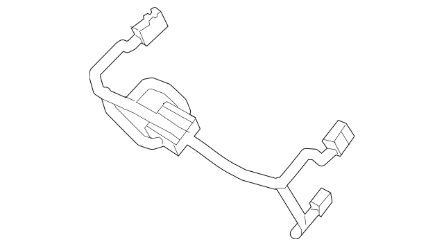 Genuine OEM Wire Part# 56190-B2300 Fits 2014-2019 Kia Soul