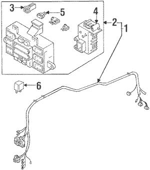 boggieboardcottage: 2001 Isuzu Rodeo Turn Signal Flasher
