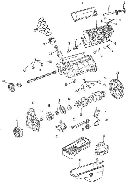 Wiring Diagram PDF: 2002 Gmc Sierra Engine Diagram