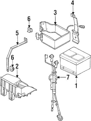 Sebring Convertible Parts Catalog