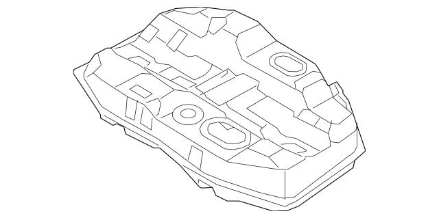 Hyundai Sonata Fuel Tank