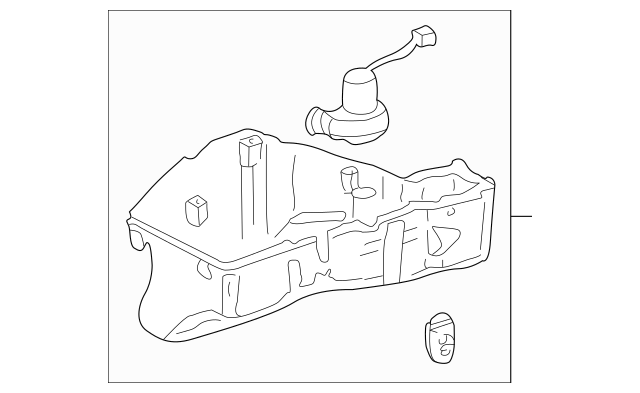 Mercedes-Benz OEM Fuse & Relay Box Part# 163-540-02-24