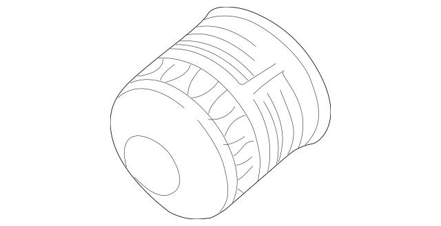 1988-2001 Acura Filter, Oil (Toyo Roki) 15400-PR3-004