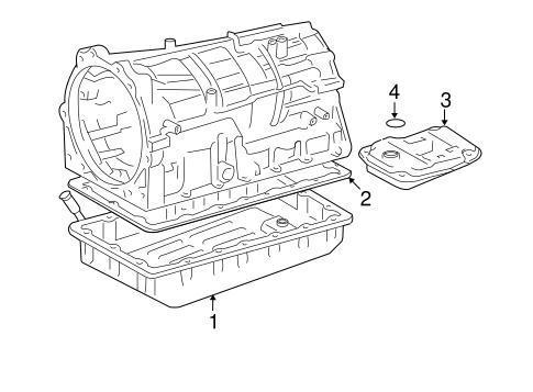 Transmission Components for 2014 Toyota FJ Cruiser