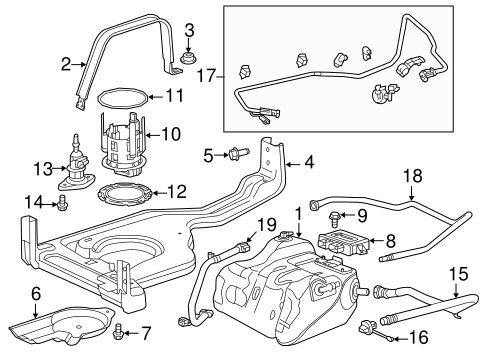 DIESEL AFTERTREATMENT SYSTEM for 2014 Ram 3500