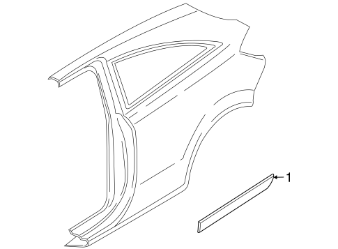 Service manual [2008 Saturn Astra Trim Removal Window