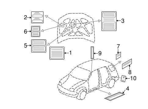 91 Integra Headlight Diagram, 91, Free Engine Image For