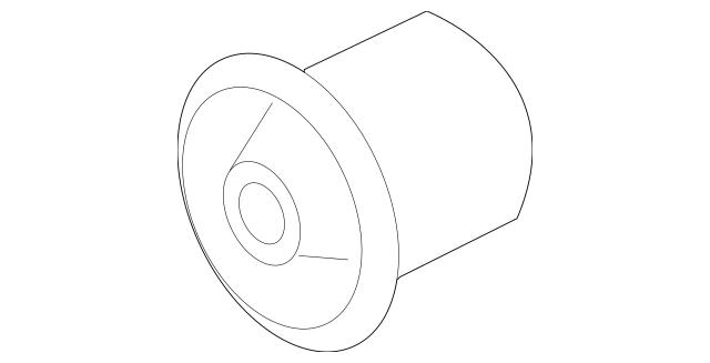 2004-2009 Kia Sorento Lower Control Arm Bushing 54580
