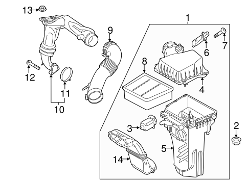 POWERTRAIN CONTROL for 2015 Ford Fiesta