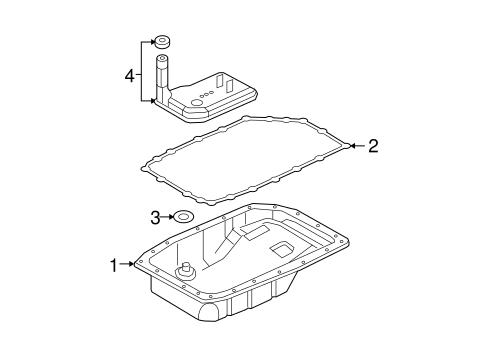 OEM Transmission Components for 2007 Cadillac Escalade ESV
