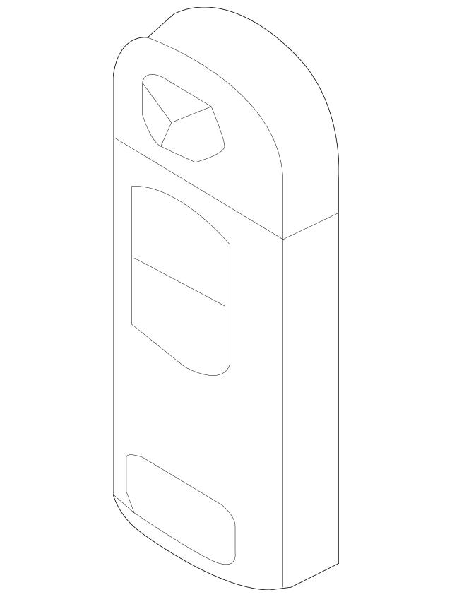 2010-2015 Mazda CX-9 2010-2014 Mazda CX-9 Keyless