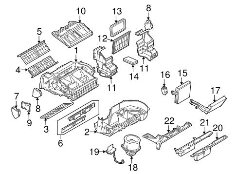 Condenser, Compressor & Lines for 2007 Chevrolet Uplander