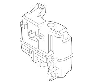 2016-2019 Mazda CX-9 Reservoir Assembly TK78-67-481