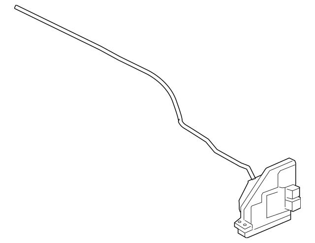 Genuine OEM 2002-2005 Ford Control Module 5L2Z-15604-AA