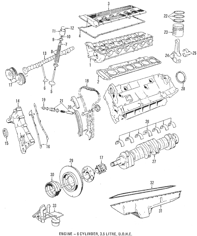 Bmw E23 733i Wiring Diagram 1982 1986