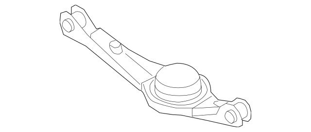 2007-2015 Mazda CX-9 Lower Control Arm TD11-28-300D