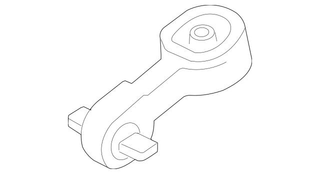 2006-2011 Honda CIVIC HYBRID SEDAN Rod, Torque (Lower