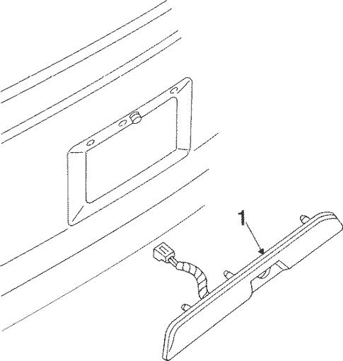 OEM License Lamps for 1991 Buick Roadmaster