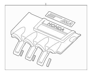 2010-2014 Honda INSIGHT Cover, Engine 17121-RBJ-000