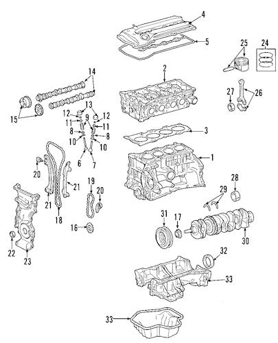 MOUNTS for 2007 Nissan Sentra
