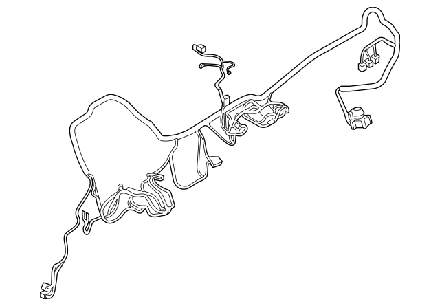 Oem Ford 14401 Wiring Harness : 29 Wiring Diagram Images