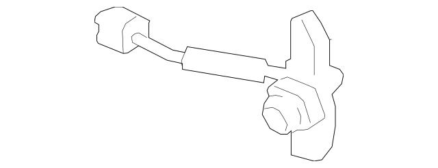 Honda Camera Assembly, Rear-View (Wide) 39530-T6Z-A11