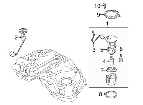 Genuine OEM Filters Parts For 2013 Mazda CX-5 Sport