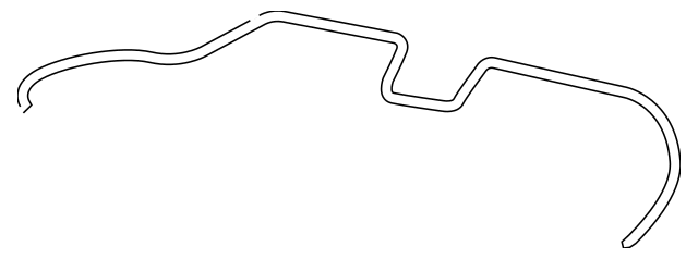 2007-2012 Dodge Caliber Wire Harness 5191809AA Mopar