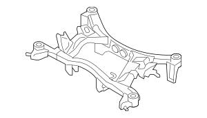 2008-2011 Subaru Forester Cross-Member 20152SC024