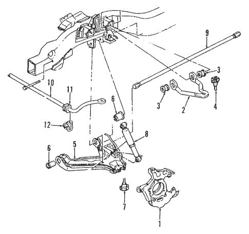 2004 Hummer H2 Brake Line Diagram