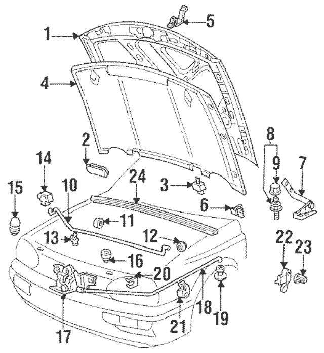 1990 Volkswagen Fox 18 Fuse Box Diagram