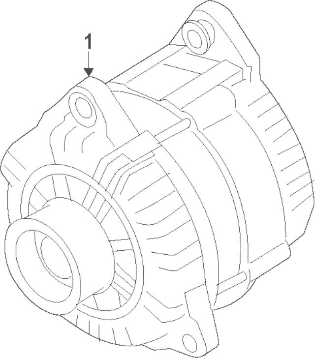 Honda Alternator Assembly (AHGA88) (Mitsubishi) 31100-5A2