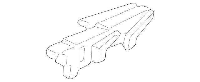 OEM Acura Hinge, R Trunk Part # 68710-SL0-010 Fits 1991
