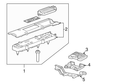 OEM IGNITION SYSTEM for 2004 Chevrolet Cavalier