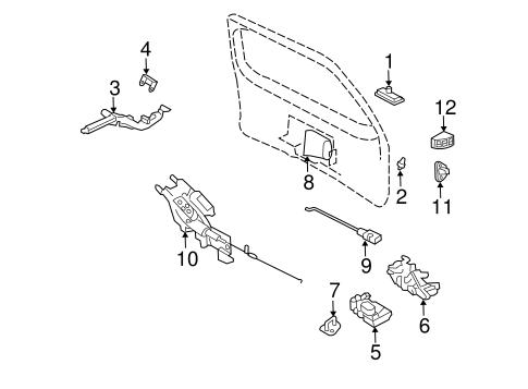 2004 Lincoln Navigator Parts
