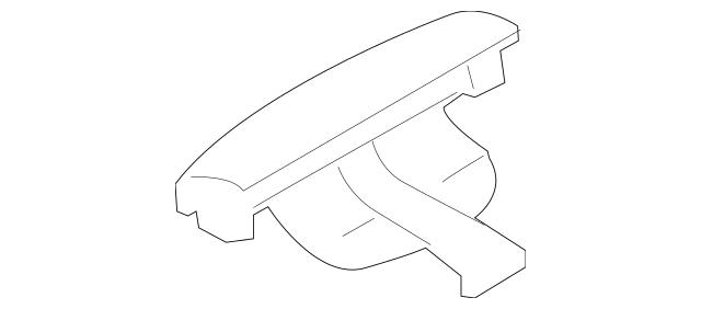 Buy this Genuine 2013-2019 Ford Flex Latch DA8Z-7406064-AA