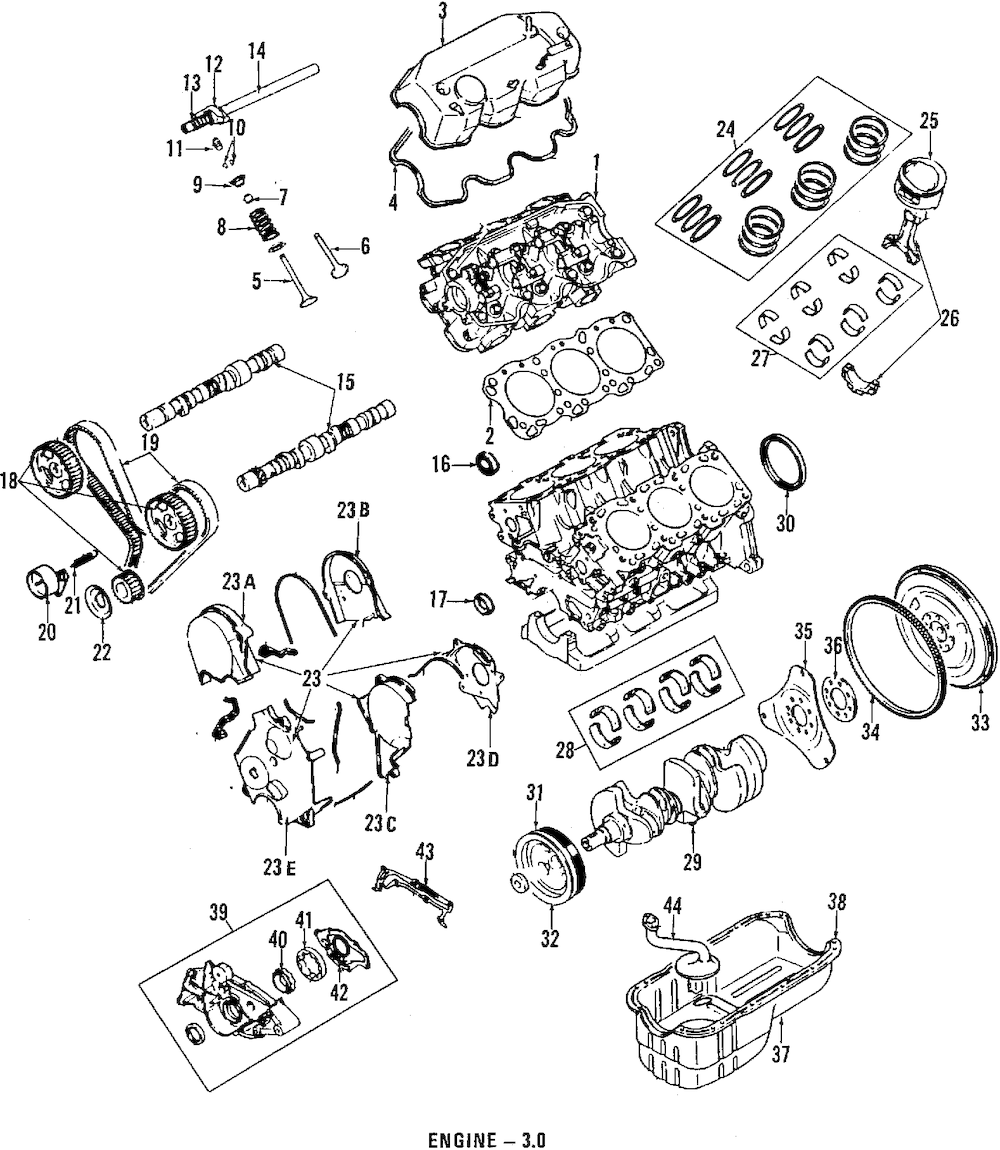 Part can be found as 16 in the diagram above genuine mitsubishi parts