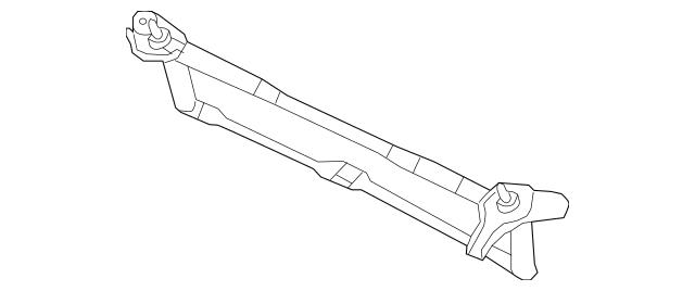 2006-2010 Hyundai Sonata Wiper Transmission 98150-3K000