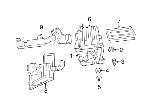30 2008 Chrysler Sebring Convertible Parts Diagram