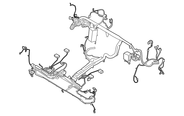 Ford Wire Harness 14401