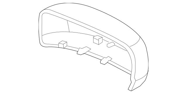 2009-2013 Honda FIT 5-DOOR Cap, L Skull *NH578* (Taffeta