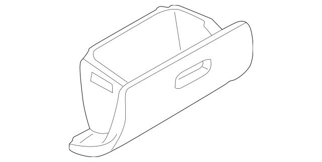 Buy this Genuine 1997-1999 Mitsubishi Montero Sport Glove
