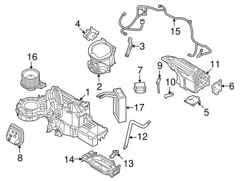 Heater for 2007 Lincoln Navigator