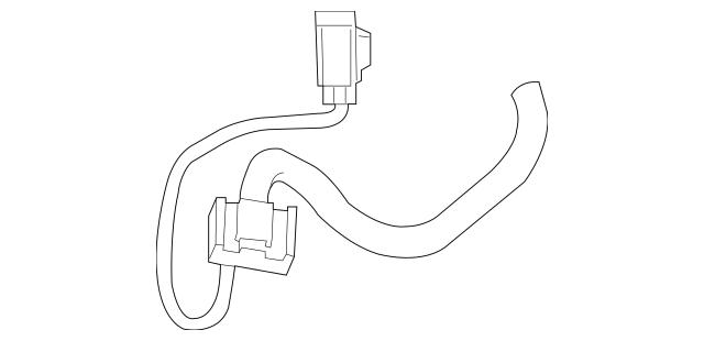 2006-2010 Volvo Wire Harness 30679908