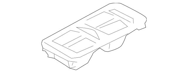 2003-2010 Porsche Cayenne Cover 955-613-251-01-A03