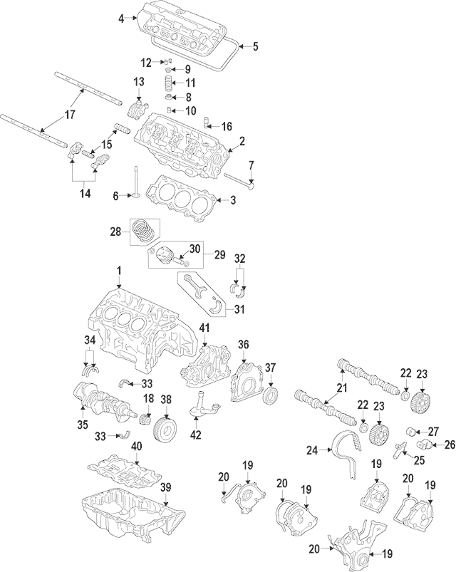 2009-2014 Acura Arm B Assembly, Ex Rocker 14627-RKG-010
