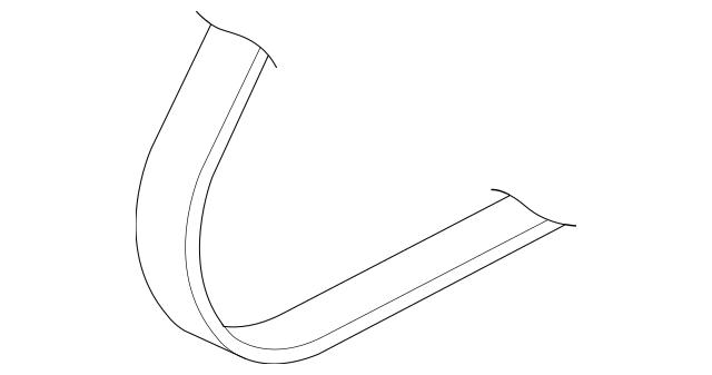 2004-2008 Acura TSX SEDAN Belt, Compressor (Bando) 38920
