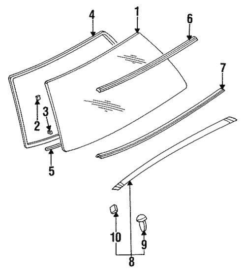 small resolution of part can be found as 6 in the diagram above genuine subaru parts