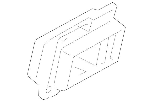 2008-2012 Chevrolet Malibu Junction Block 20997645